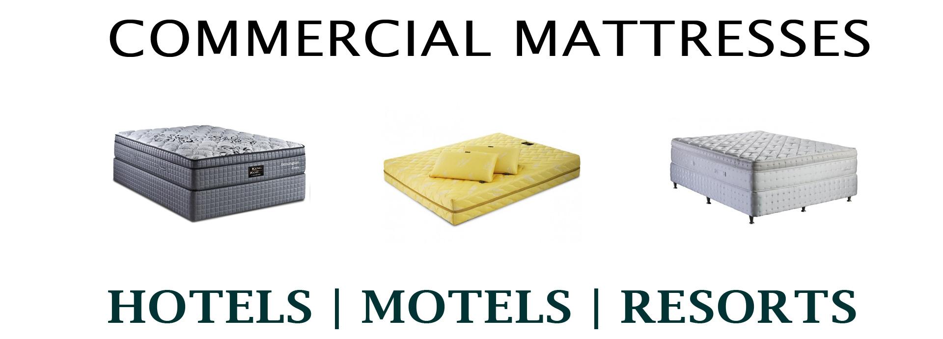 commercial mattresses